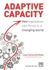 Adaptive Capacity - Revised Second Edition