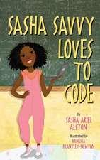 Sasha Savvy Loves to Code