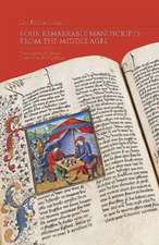 Les Enluminures: Four Remarkable Manuscripts from the Middle Ages