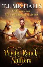 Pryde Ranch Shifters