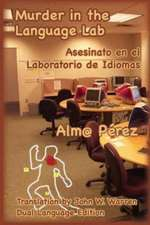 Murder in the Language Lab