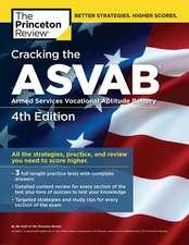 Cracking the ASVAB, 4th Edition