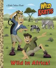 Wild in Africa! (Wild Kratts):  Out of the Shadows)
