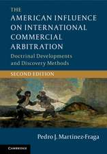 The American Influence on International Commercial Arbitration: Doctrinal Developments and Discovery Methods
