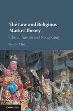 The Law and Religious Market Theory: China, Taiwan and Hong Kong