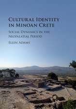 Cultural Identity in Minoan Crete: Social Dynamics in the Neopalatial Period