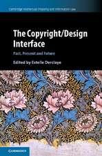 The Copyright/Design Interface