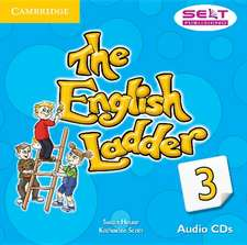 The English Ladder Level 3 Audio CDs (2)