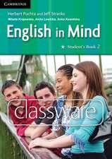 English in Mind Level 2 Classware CD-ROM Polish Exam Edition