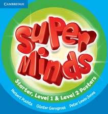 Super Minds Starter-Level 2 Posters (15)