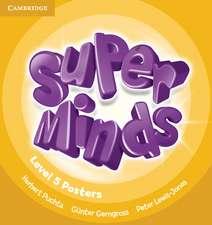 Super Minds Level 5 Posters (10)