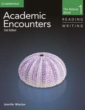 Academic Encounters Level 1 Student's Book Reading and Writing and Writing Skills Interactive Pack: The Natural World