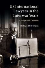 US International Lawyers in the Interwar Years