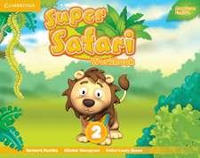 Super Safari American English Level 2 Workbook