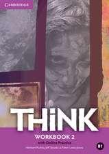 Think Level 2 Workbook with Online Practice