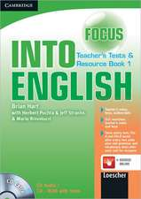 Focus-Into English Level 1 Teacher's Tests and Resource Book with CD Extra Italian Edition