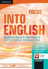 Focus-Into English Level 2 Student's Book and Workbook with Audio CD, Active Digital Book and Support Book Italian Edition