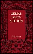Aerial Locomotion