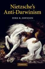 Nietzsche's Anti-Darwinism