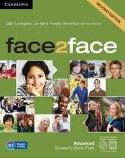 face2face Advanced Student's Book with DVD-ROM and Online Workbook Pack