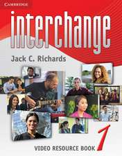Interchange Level 1 Video Resource Book