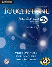 Touchstone Level 2 Full Contact B
