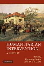 Humanitarian Intervention: A History