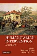 Humanitarian Intervention: A History