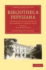 Bibliotheca Pepysiana 4 Volume Paperback Set: A Descriptive Catalogue of the Library of Samuel Pepys