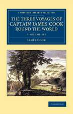The Three Voyages of Captain James Cook round the World 7 Volume Set