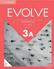 Evolve Level 3A Workbook with Audio
