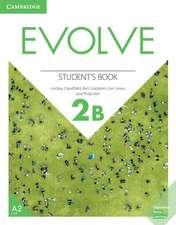 Evolve Level 2B Student's Book