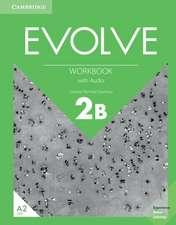 Evolve Level 2B Workbook with Audio