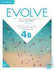 Evolve Level 4B Full Contact with DVD