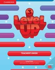 Level Up Level 3 Teacher's Book