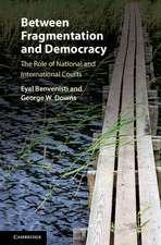 Between Fragmentation and Democracy