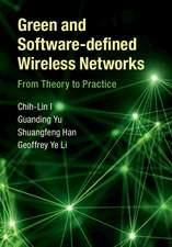 Green and Software-defined Wireless Networks