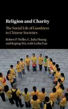 Religion and Charity: The Social Life of Goodness in Chinese Societies