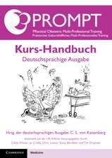 PROMPT Kurs-Handbuch  : Deutschsprachige Ausgabe