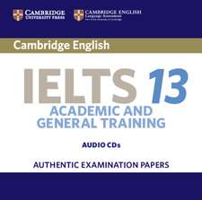 Cambridge IELTS 13 Audio CDs (2): Authentic Examination Papers