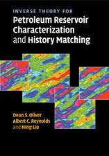 Inverse Theory for Petroleum Reservoir Characterization and History Matching