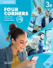 Four Corners Level 3B Student's Book with Online Self-Study and Online Workbook