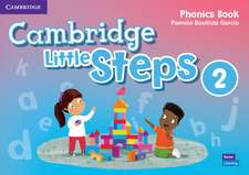 Cambridge Little Steps Level 2 Phonics Book American English