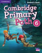 Cambridge Primary Path Level 6 Student's Book with Creative Journal American English