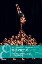 The Cambridge Companion to the Circus