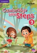 Cambridge Little Steps Level 3 Big Book American English