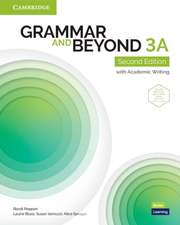 Grammar and Beyond Level 3A Student's Book with Online Practice