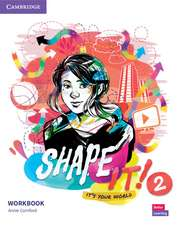 Shape It! Level 2 Workbook