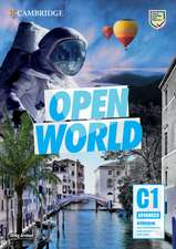 Open World Advanced Workbook with Answers with Audio