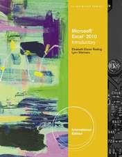 Microsoft¿ Excel 2010